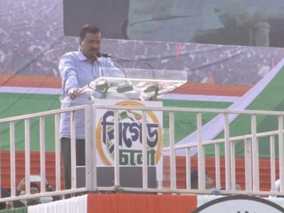 Need to defeat dangerous BJP government at any cost: Arvind Kejriwal