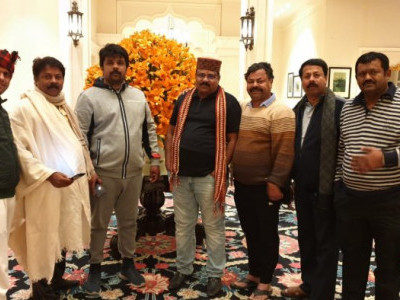Karnataka BJP MLAs return from Gurgaon