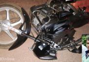شیرور میں کار کی ٹکر سے بائک سوار کی موت