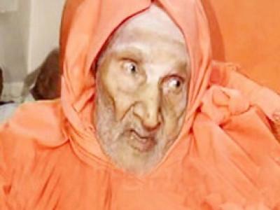 کرناٹک سدھ گنگا مٹھ  کے سوامی شیو کمارکا 111 سال کی عمر میں انتقال؛ ریاست بھر میں ماتم؛ کل منگل کو اسکولوں میں چھٹی