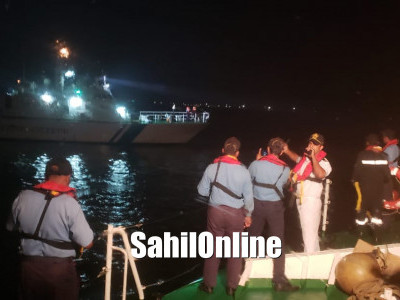 Karwar boat tragedy: Search operation continues in Arabian sea to trace remaining 2 bodies