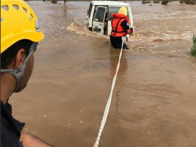 Heavy rain, flooding causes 12 deaths in Saudi Arabia