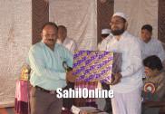 بھٹکل انجمن ہائی اسکولوں کا مشترکہ سالانہ اجلاس : خُبیب احمد اکرمی اور ثاقب احمد 'وقار اسلامیہ 'اور 'وقار انجمن '