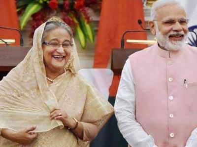 Terrorists wont be allowed to use Bangla soil: Sheikh Hasina to PM Modi