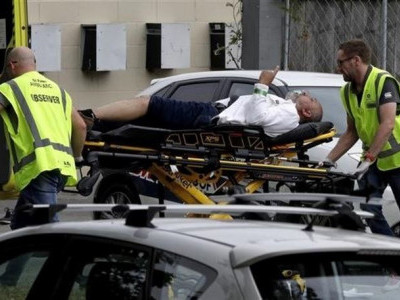 Anti-Muslim terror attack on Mosques in New Zealand - 49 dead