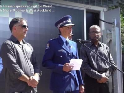 نیوزی لینڈ کے سب سے بڑے شہر کی خاتون مسلمان پولیس انسپکٹرنائلہ حسن