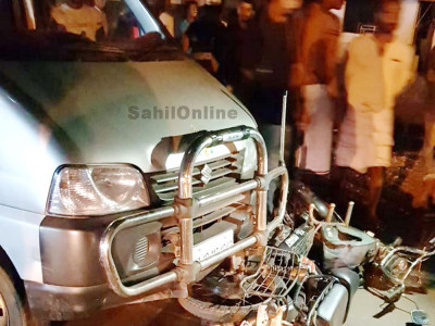 Senior citizen killed as car rams his scooter near maqdoom colony Bhatkal