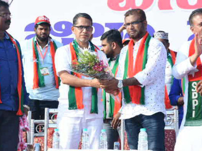 SDPI state president to contest from DK