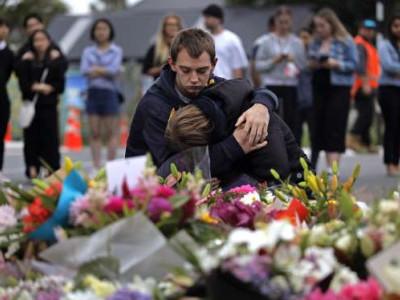 کرائسٹ چرچ دہشت گردانہ حملہ: شہیدان 'راہِ عشق و وفا' سپرد خاک