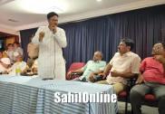 Anantkumar Hegde is 'Cancer' for Uttara Kannada district: Anand Asnotikar in Kumta