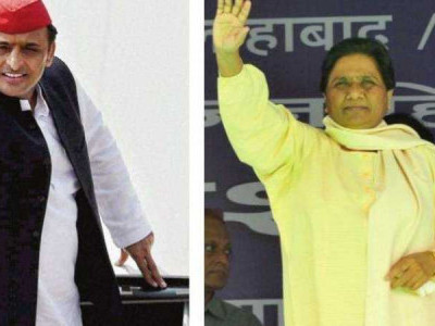 SP-BSP announce alliance for 48 Maharashtra Lok Sabha seats