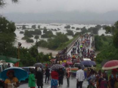 موزمبیق میں طوفان سے 150 افراد ہلاک، سیکڑوں لاپتا