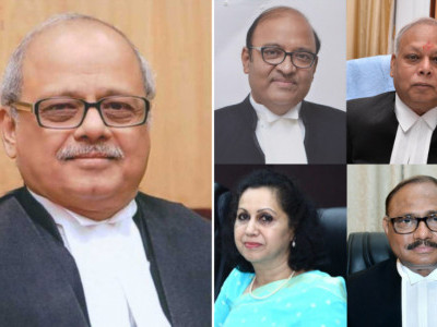 President Kovind appoints Justice PC Ghose as India's first Lokpal