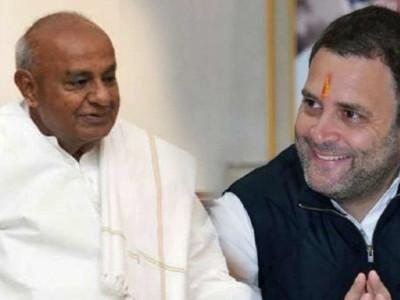کرناٹک: راہل گاندھی کی مشترکہ انتخابی مہم کا 31 مارچ سے آغاز