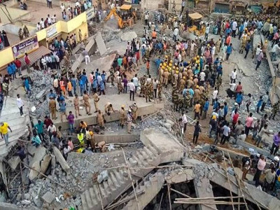 Dharwad building collapse toll mounts to 10