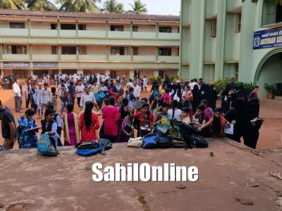ಎಸ್.ಎಸ್.ಎಲ್.ಸಿ ಪ್ರಥಮ ಬಾಷೆಗೆ ಪರೀಕ್ಷೆಗೆ 13 ವಿದ್ಯಾರ್ಥಿಗಳು ಗೈರು