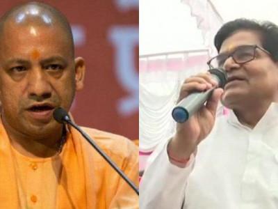 پلوامہ حملہ کو رام گوپال نے بتایا سازش،وزیراعلی یوگی کا پلٹ وار، کہامعافی مانگیں ایس پی لیڈر