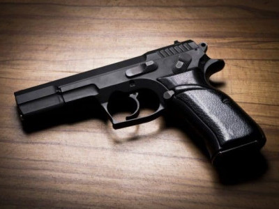 Foresters Brave dogs' seize illeagl firearm from man in Joida taluk