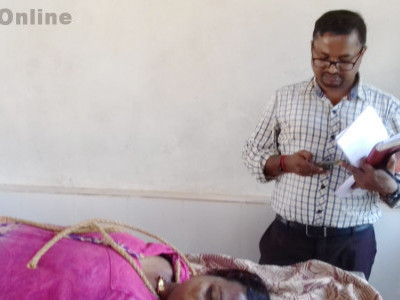 بھٹکل کے قریب منکی میں شادی شدہ خاتون کا مبینہ قتل؛  کیا اولاد  نہ ہونے پر شوہر نے ہی کیا اپنی بیوی کا قتل ؟