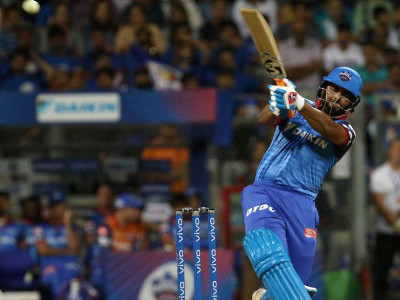 Pant's blitzkrieg powers rechristened Delhi to 37-run win over MI