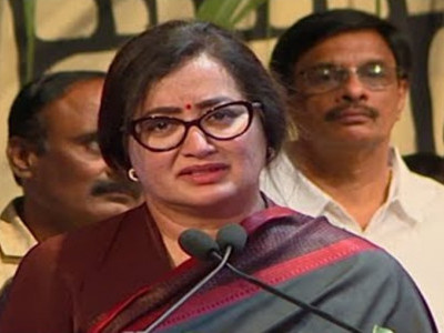 Sumalatha alleges threat to life, demands she be given security