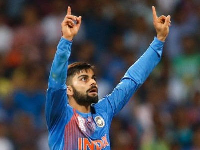 Captain Kohli and a few youngsters begin World T20 preparation