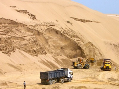 MLAs from coastal dists press CM for separate sand mining policy