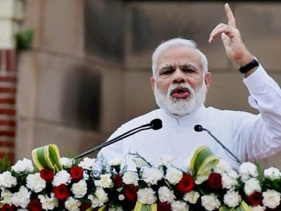 Terrorism only in 'two and a half' districts in J&K, no blast elsewhere in 5 yrs: PM