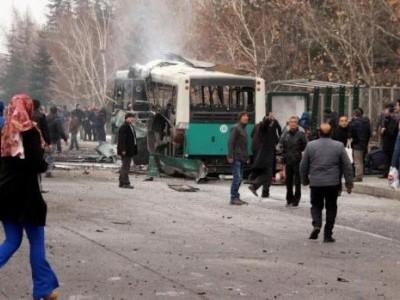 کابل: وزارت داخلہ کی عمارت کے قریب کار بم دھماکہ، 7 افراد ہلاک
