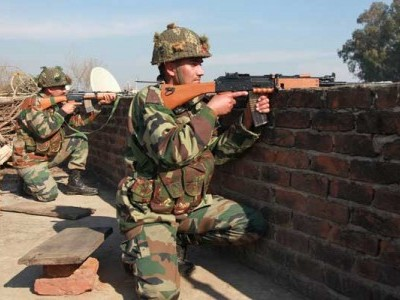 Two security personnel killed in militant attack in Srinagar