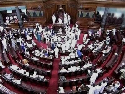 راجیہ سبھا: منریگا کے تحت اجرت 300 روپے اور 200 دن کام دینے کا مطالبہ