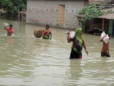11,262 affected by floods in Assam; situation improves