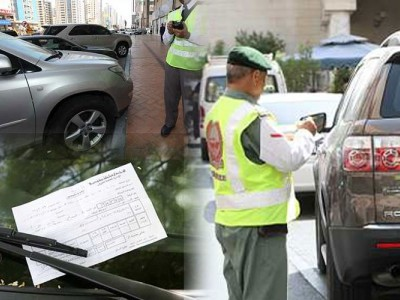 Habitual traffic offender fined Rs 42,500