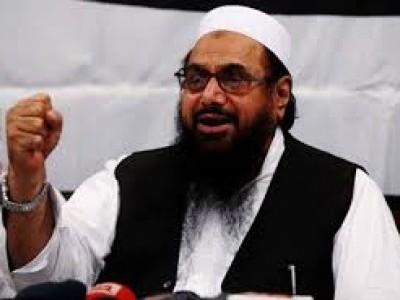 2008 ممبئی حملے کا ماسٹر مائنڈ حافظ سعید گرفتار