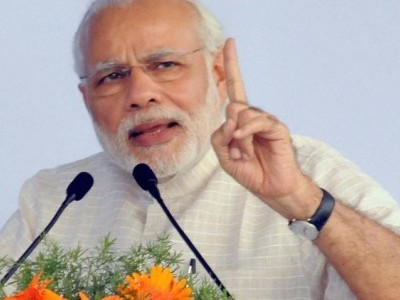Ensuring development happens without harming environment: PM Modi