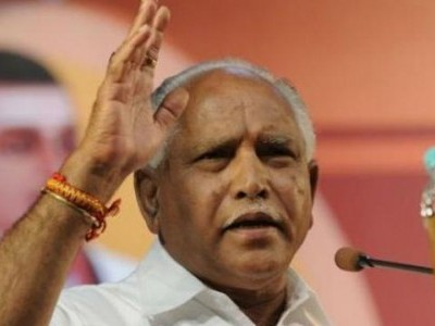 Cong-JDS govt's fall imminent after LS polls:Yeddyurappa