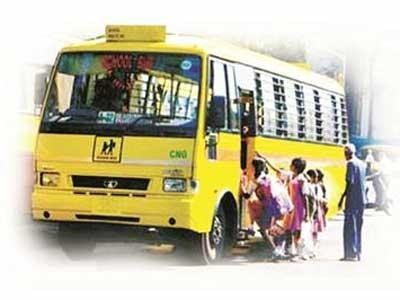 Survey to check overloading of schoolchildren in vehicles