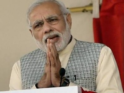 PM reaches Ladakh on surprise visit