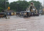 Rains in parts of Belagavi, Uttara Kannada district