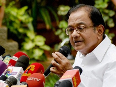 'Under which law was he summoned?' asks Chidambaram's lawyer