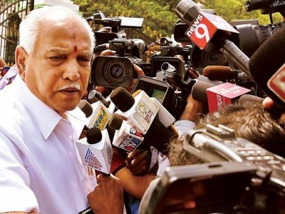 Nobody should speak a word against Muslims: Karnataka CM Yeddyurappa