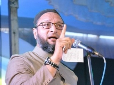 Is US Prez 'choudhary'?: Owaisi fumes over PM-Trump conversation on Kashmir