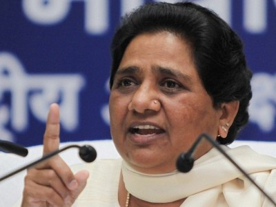 Kanpur encounter 'extremely sad, shameful and unfortunate': Mayawati