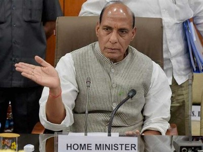 Minorities in India were safe, are safe and will remain safe: Rajnath Singh