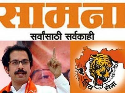 Impose President's rule or dismiss Karnataka govt: Shiv Sena to Centre