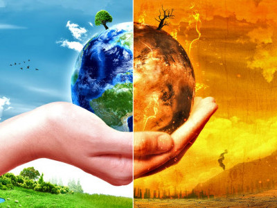'Developed nations responsible for climate change'