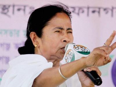 بھاجپائیوں کیلئے مشکلیں کھڑی :بھاجپا کے 'جے شری رام' کے جواب میں ترنمول کا 'ہرے کرشنا ہرے رام ' کا نعرہ