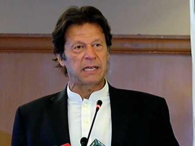 مسئلہ کشمیر سے توجہ ہٹانے کی کوششیں:  عمران خان