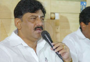Rebel MLAs given time till 11 am today: Cong leader Shivakumar