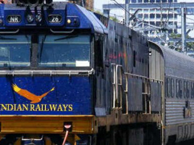 Railways stress on transporting cars by trains to reduce carbon emissions